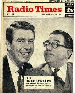 Crackerjack 1965, It's Friday, It's five to five.... (or was it five o'clock?)