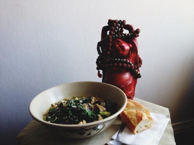 White bean soup, Winter white and White beans on Pinterest