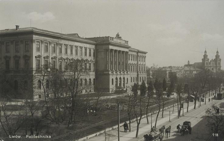 Lwów, politechnika, [1927-1928]