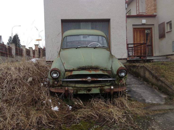 Škoda Octavia old school #skoda #octavia