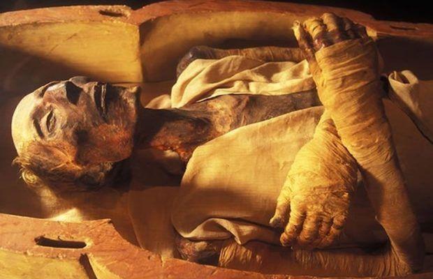 ARKEOFİLİ ///  Antik Mısır Mumyalarının Genleri Anadolu ve Doğu Akdeniz İnsanlarına Yakın Çıktı