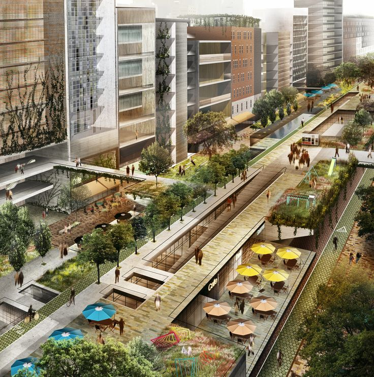Gallery - Project for an Elevated Park in Chapultepec, Mexico - 6