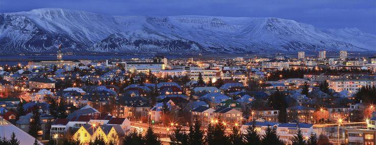 Most green eco-friendly cities in Europe, Reykjavik - keyofaurora.com Artisanal.Narrative.Smart -