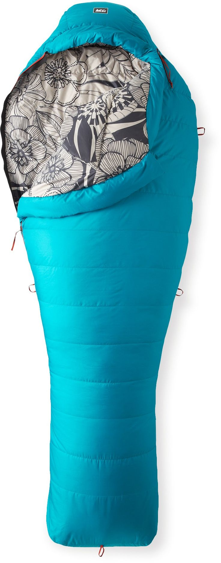 Great color and bonus, it's water repellent!