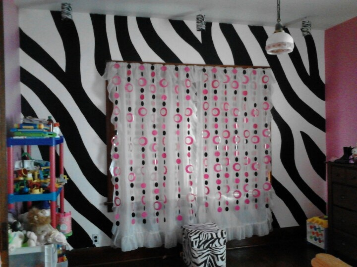 Zebra Print Rooms 72 best cheyannes dream room pink zebra images on pinterest