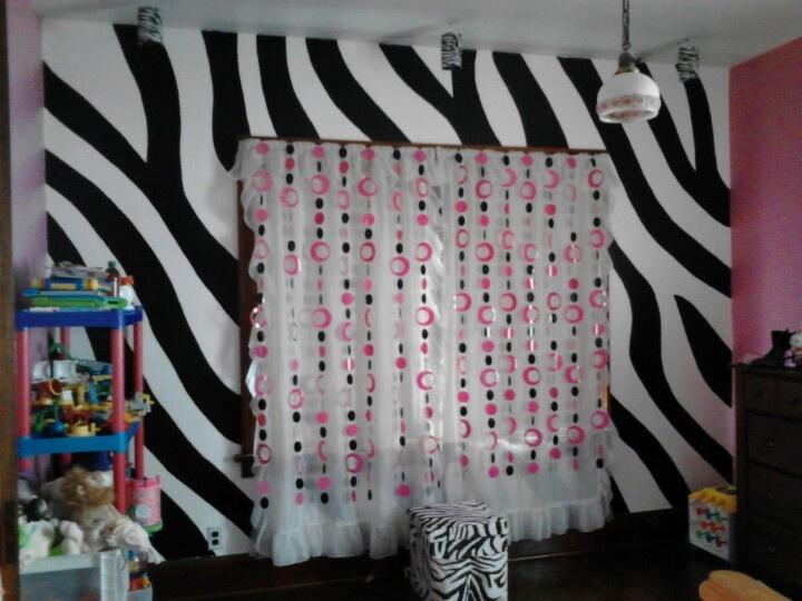 Best 23 Jozies zebra bedroom ideas! images on Pinterest ...
