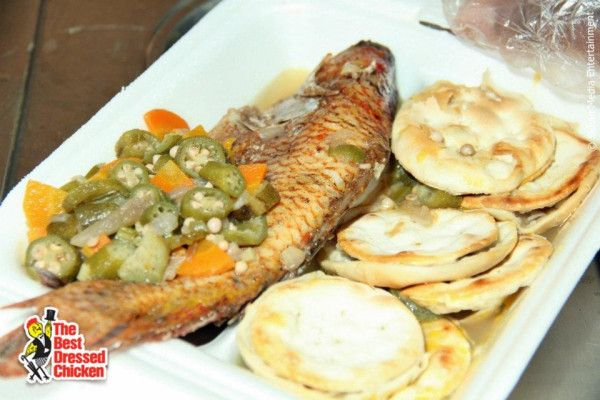 17 best images about jamaican food on pinterest okra for Jamaican steam fish