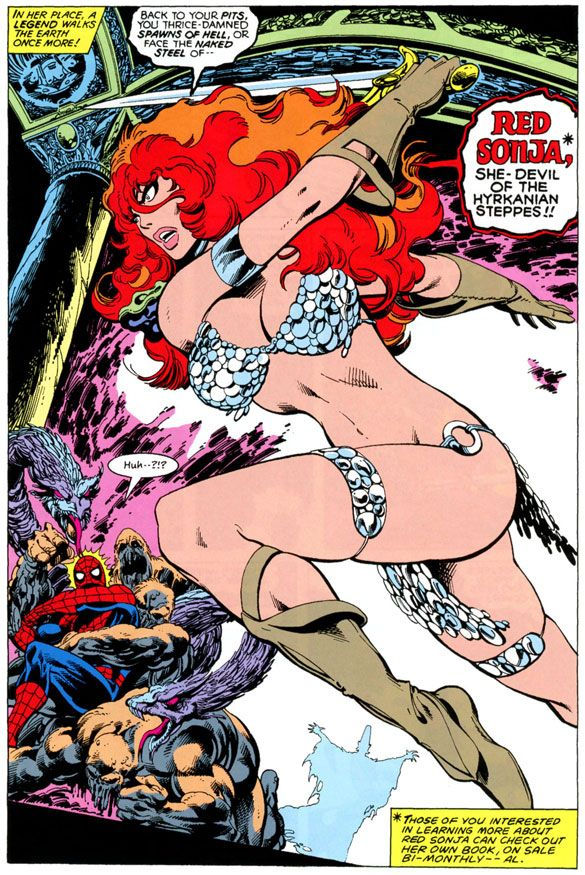 Marvel Team-Up #79 (March 1979) Wow, she said 'hell,' 'damned,' and 'naked' in the same speech balloon. Take THAT, Comics Code Authority!
