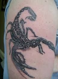 Resultado de imagen de scorpio tattoo