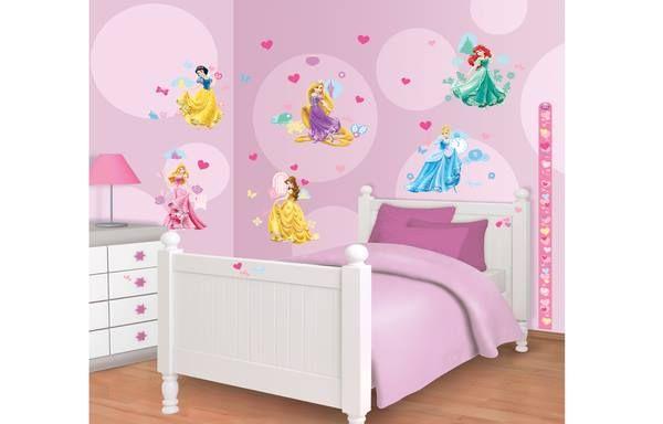 Stickers 'Disney Princess' - WALLTASTIC