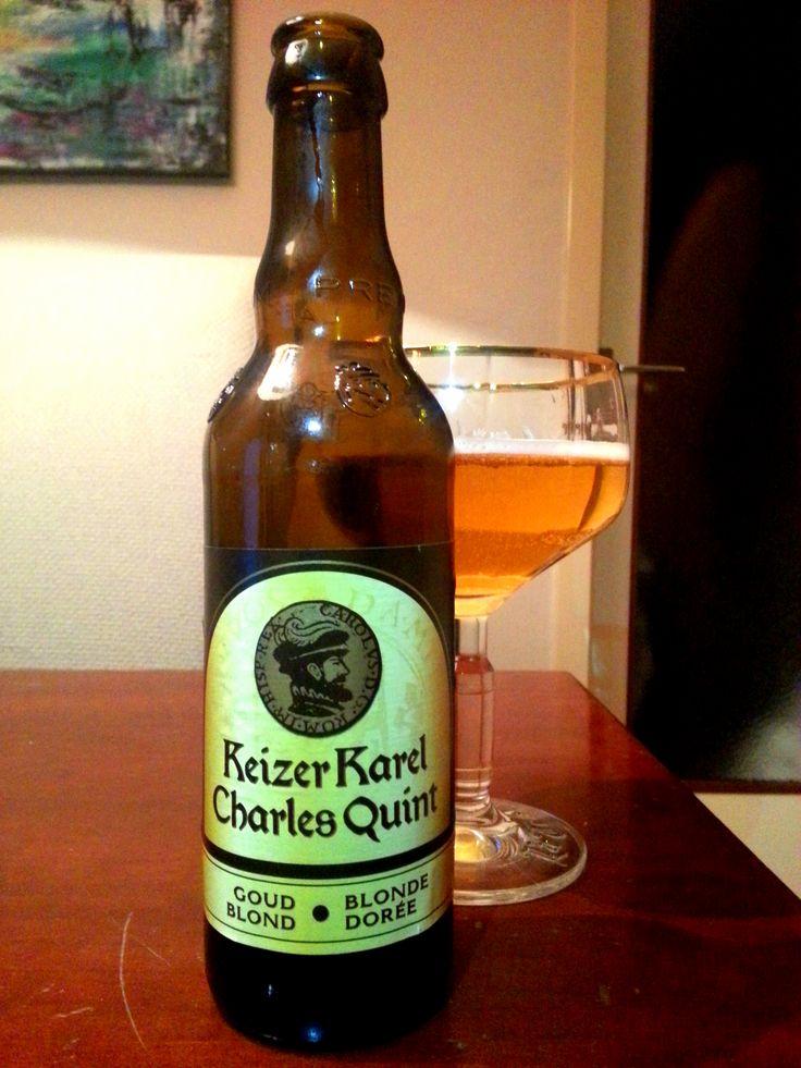 Beer, Keizer Karel~ Carles Quint~ Goud blond 8,5%vol 33cl