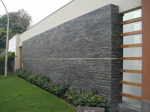 Rocalisa piedras para decoraci n 100 naturales de alto transito producto fachaletas - Tipos de revestimientos exteriores ...