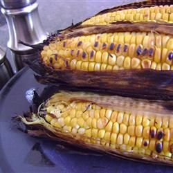 Corn on the Grill http://allrecipes.com/Recipe/Corn-on-the-Grill-2/Detail.aspx