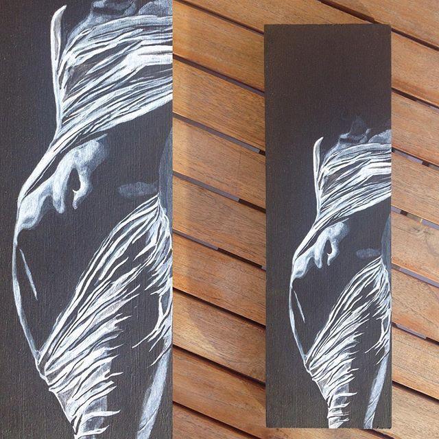 #black #white #lowkey from #photo to #wood #painting #acrylics #eoman #body #curves #homedecor #art #decoration #wall #handmade #resim #tablo #sanat #siyah-beyaz #dekor #dekorasyon #duvar #woodart #balsa #ahşap #ahsapboyama #N4Joy