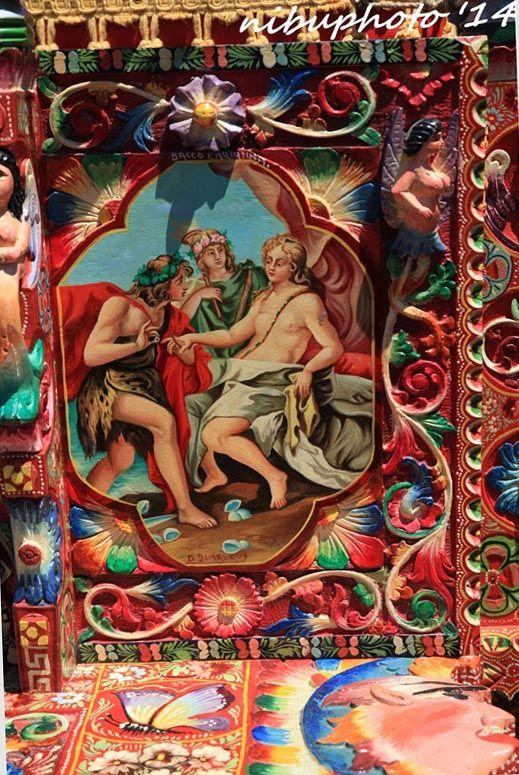 Trecastagni (Ct) Carretto siciliano Ph. Nino Buda #nibuphoto #Sicily
