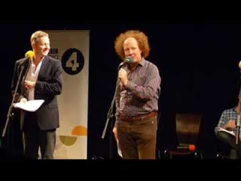 A master at work, Andy zaltzman's dog pun run - Tonight series 2 episode 2