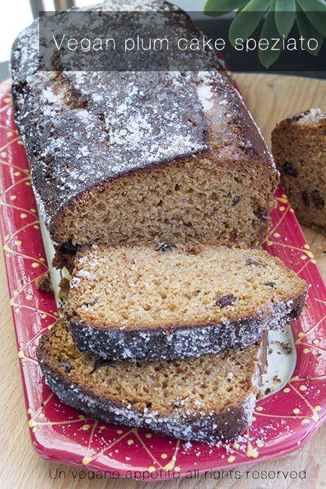 Buongiorno !!!  Un po' in ritardo vi offro una fetta di plum cake profumato alle spezie, ideale per la colazione ma anche per una merend...