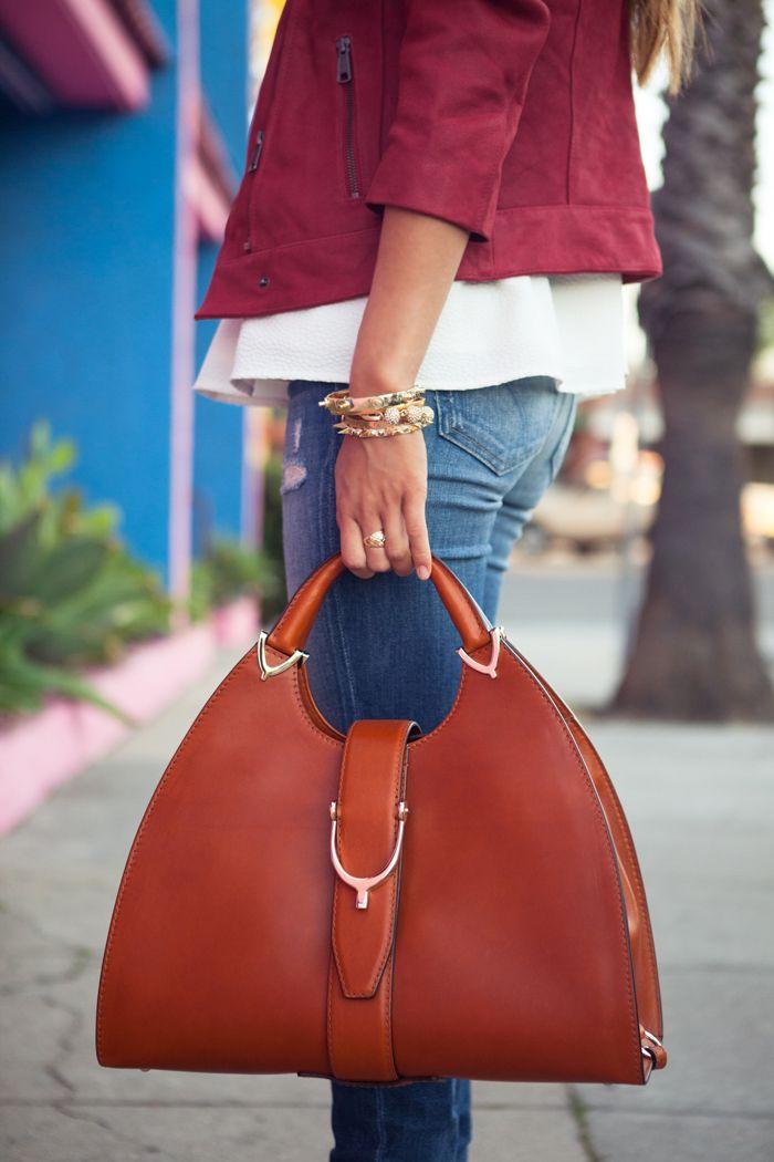 Estou apaixonada por essa bolsa!