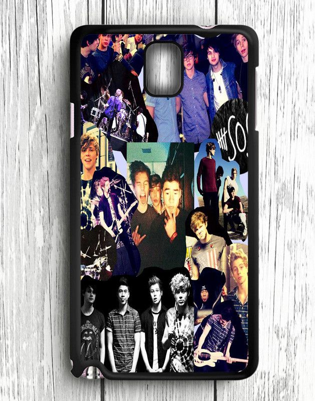 5 Second Of Summer Collage Samsung Galaxy Note 3 | Samsung Note 3 Case