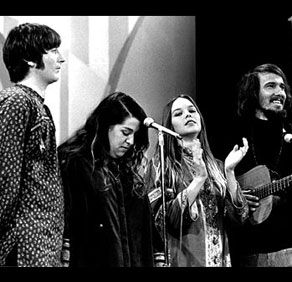 Dedicated to the One I Love - The Mamas and the Papas - guitar chords
