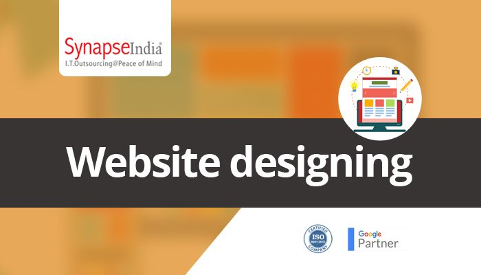 Website Designing Company Synapseindia Follows An Industry Specific Approach And Creative Zeal Website Design Website Design Company Responsive Website Design