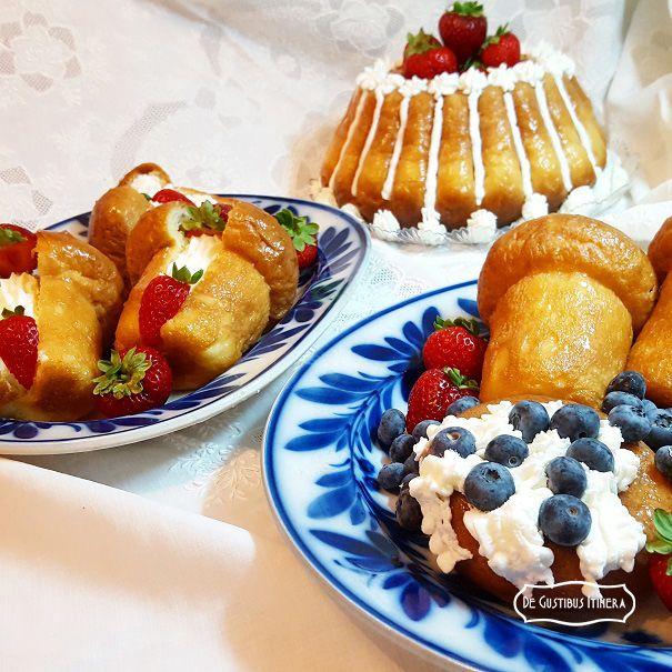 http://www.degustibusitinera.it/ricettario/lievitati-dolci/160-baba-di-semola.html babà di semola con prefermento di semola