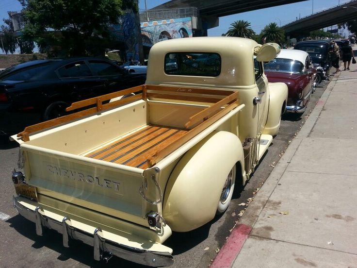 Oldies San Diego Chevy Trucks 54 Chevy Truck Lowrider Cars
