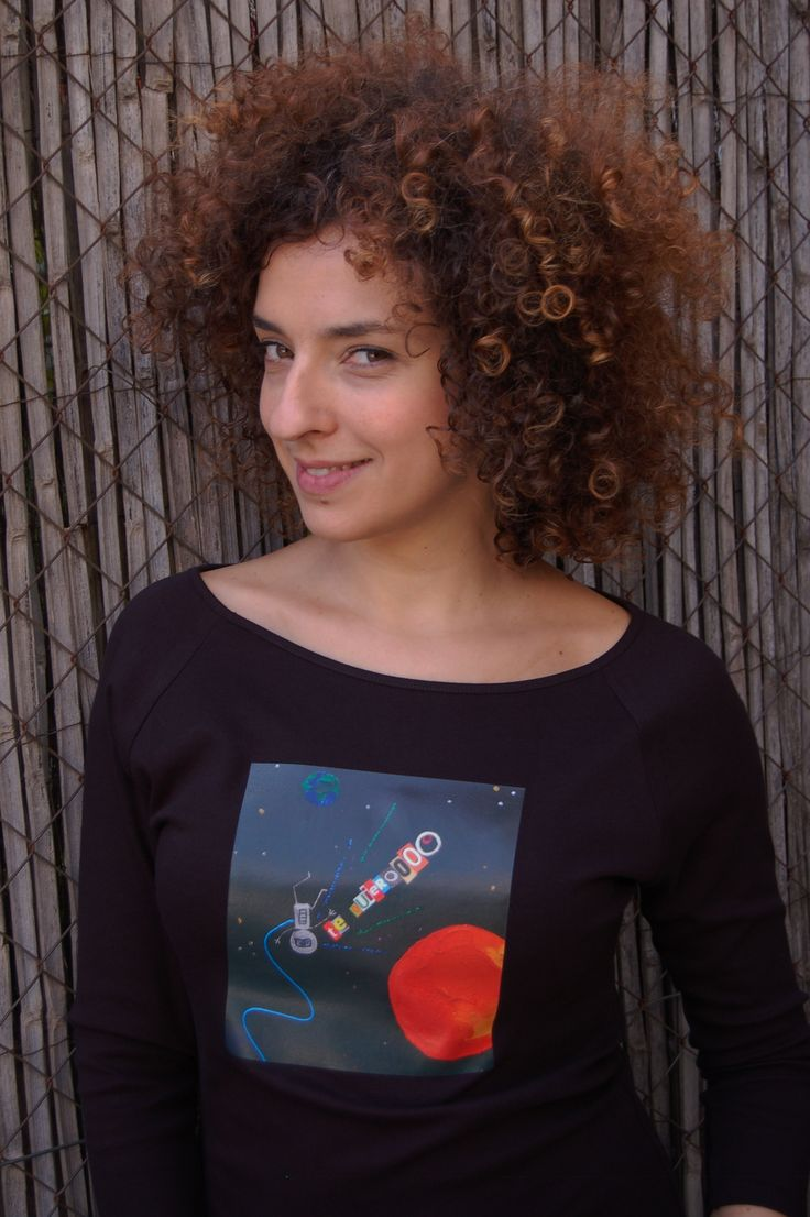 Astronauta amoroso  Negra