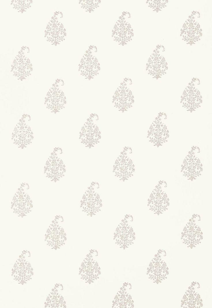 Monograms, Wallpaper & fabric