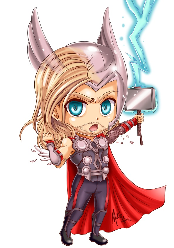 17 Best images about Avengers on Pinterest   Chibi, The ...