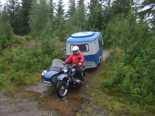 Sidecar Adventure Touring