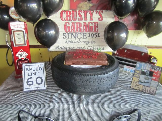 Vintage Cars 60th Surprise Birthday Party Ideas Cars Surprise