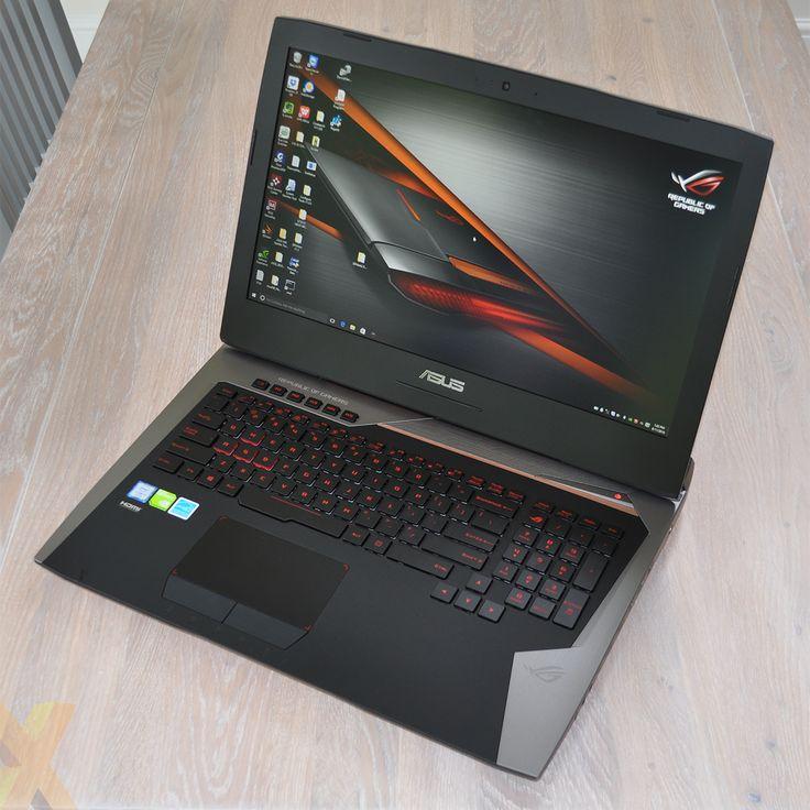 Review: Nvidia GeForce GTX 1070 Mobile (Asus ROG G752VS) - Laptop - HEXUS.net