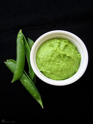 Hrachovy Hummus / Pea Hummus
