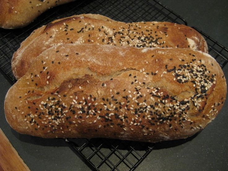 Baking bread with millet
