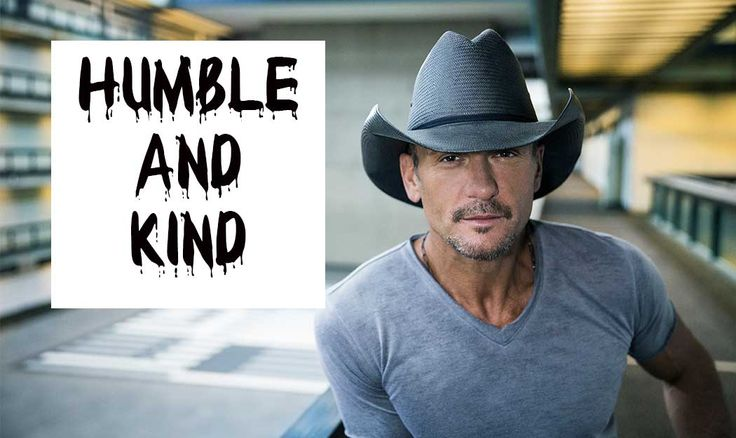 "Tim McGraw's ""Humble and Kind"" Will Make You Cry"