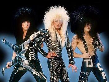 80's big hair bands