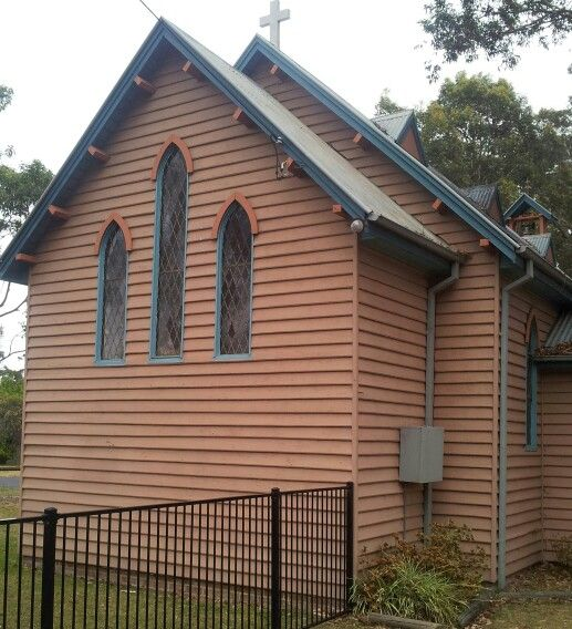 Love old churches!! Huskisson NSW...