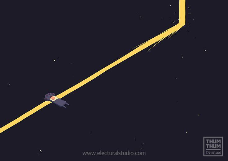 #하찬냥 이 보이냥? #Hachan #cat   - #space  #ThumThum  #ThumThum&Friends #charcter #illustration #drawing #Retro #design #Simple  #Art #ArtToys #kidult #cartoon #fun #lovely #cute  By. #electural
