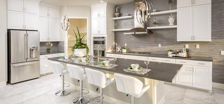 Heritage Westshore The Coronado Collection In Sacramento Ca New Homes Floor Plans By Lennar House Floor Plans Kitchen Model Homes