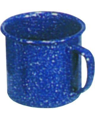 Stansport Stansport 12 oz. Blue Enamel Mug from Sportsman's Guide ...