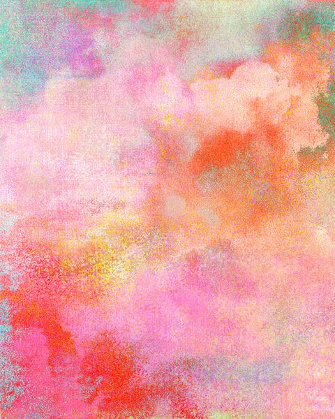 Untitled (Cloudscape) 20111005d Art Print