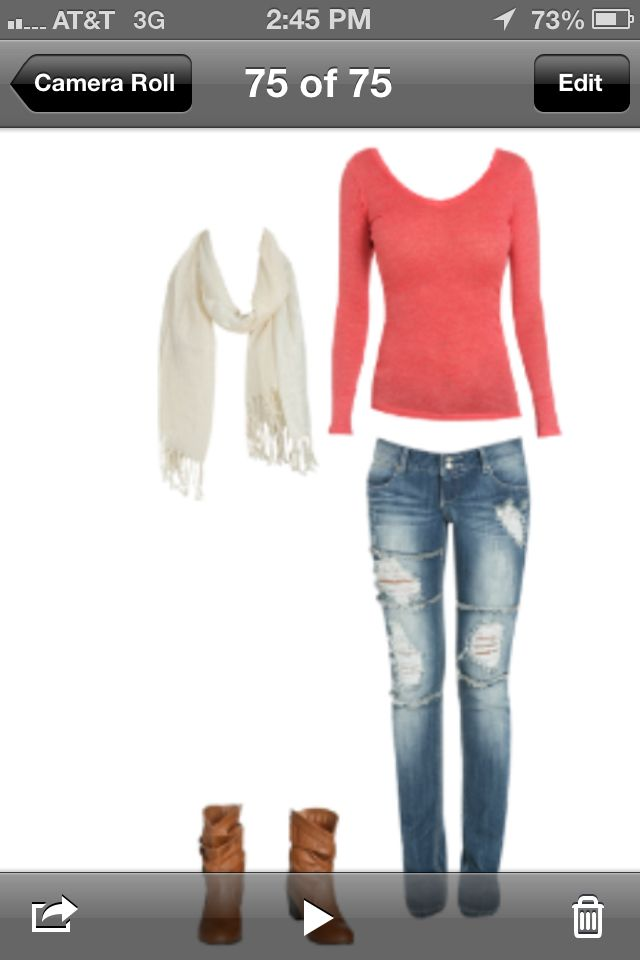 Simple cute wet seal outfit