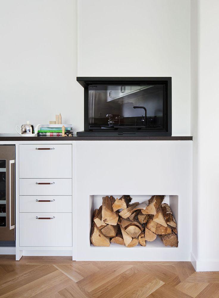 Vitt slätt kök – Bistro   Ballingslöv