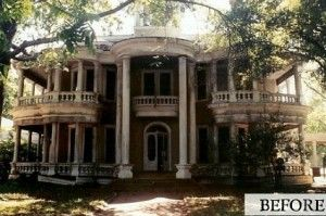 Amazing before and afters of (mostly) historic homes (interiors and exteriors)