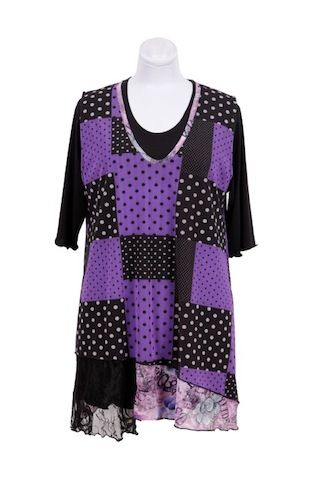Purple Dot Mesh Overvest and Black Bon Undertop designed and manufactured by HAYLEY JOY. Sizes S - 5XL Mesh Overvest R699.00 Black Bon Undertop R499.00 Like us on Facebook at Hayley Joy Shop. Web: hayleyjoy.co.za