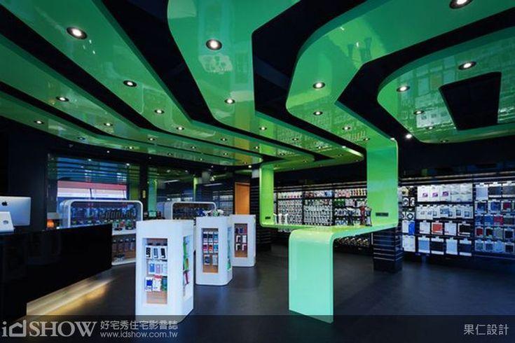 透視商業空間設計重點 8+