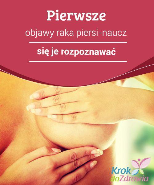 #Pierwsze objawy raka piersi-naucz się je #rozpoznawać  Rak piersi może dotknąć #zarówno kobiety, jak i mężczyzn, chociaż #występuje dużo #częściej u kobiet, ze względu na kwestie hormonalne. Wczesna diagnoza jest podstawą, aby móc zacząć działać na czas.
