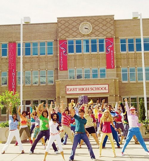 gotta love high school musical