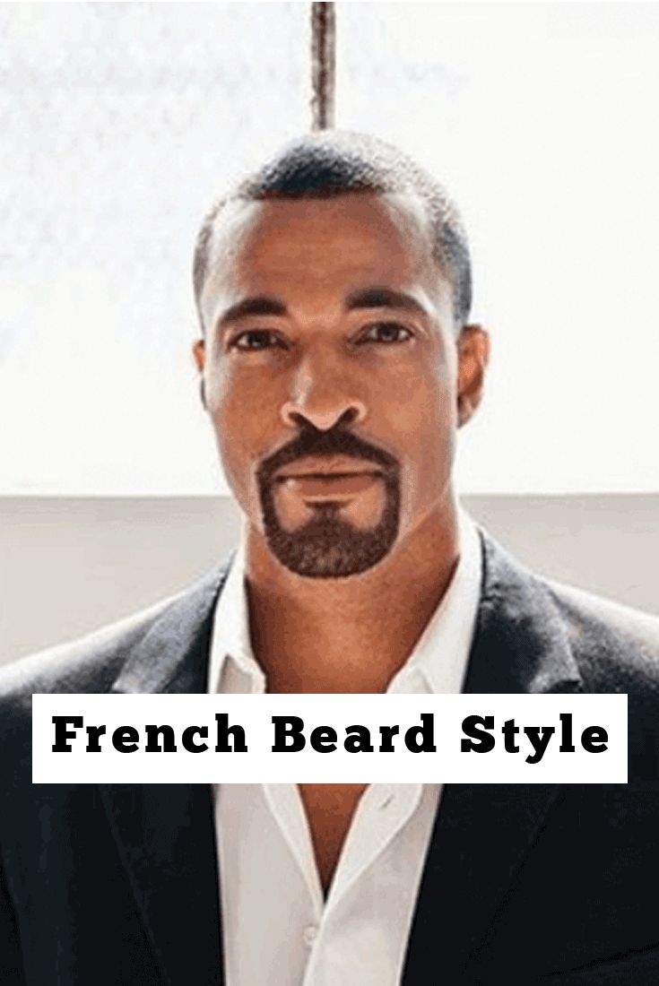 French Beard Styles